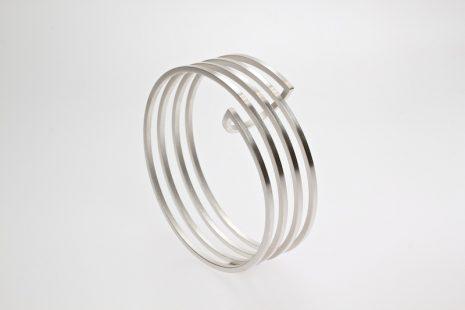 Helix 3 in zilver