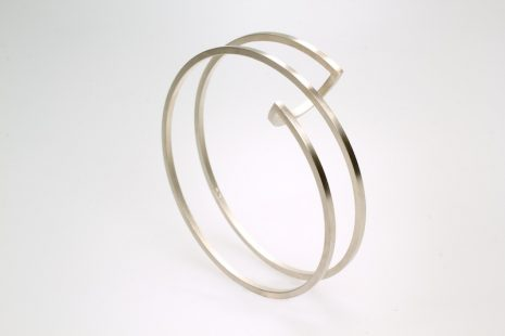 Helix 1 in zilver
