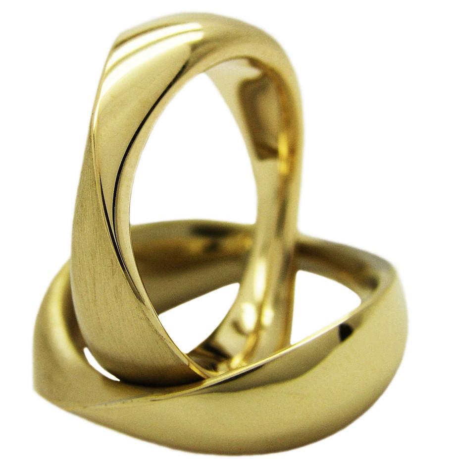 2 ringen samen